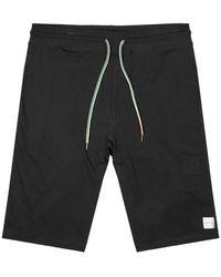 Paul Smith Sweat Shorts - Black
