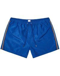 Paul Smith Swim Shorts - Blue