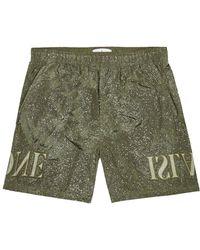 Stone Island Swim Shorts - Green