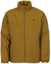 Fred Perry Jacket - Brown