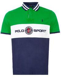 Ralph Lauren Polo Shirt - Green