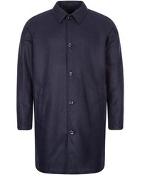 Norse Projects Jacket Svalbard Infinium Gore-tex - Blue