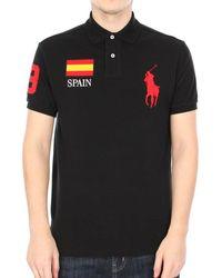 Ralph Lauren Polo Shirt - Black