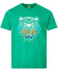 KENZO T-shirt - Green