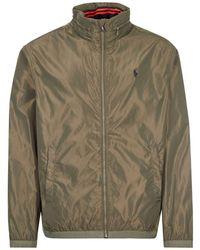 Ralph Lauren Windbreaker Jacket - Green