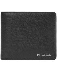 Paul Smith Wallet Stripe – Black