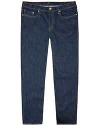 Paul Smith Jeans Tapered Fit – Blue