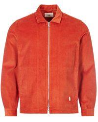Folk Signal Jacket - Red
