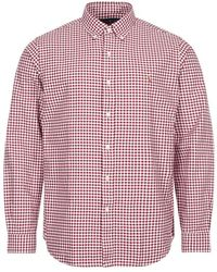 Ralph Lauren Shirt Gingham - Red