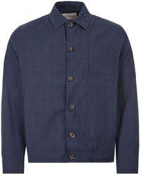 Oliver Spencer Jacket Buckland - Blue