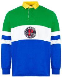 Ralph Lauren Rugby Shirt - Green