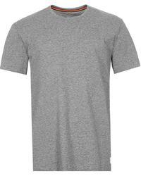 Paul Smith T-shirt Patch Logo - Grey