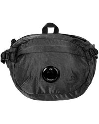 C P Company Bum Bag - Black