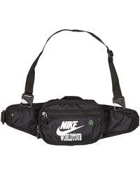Nike Bum Bag World Tour - Black