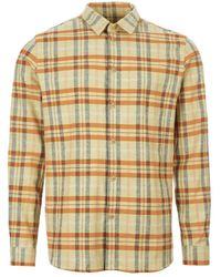 Folk Storm Shirt - Yellow