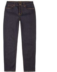 Nudie Jeans Steady Eddie Ii - Blue