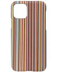 Paul Smith Iphone 11 Pro Case - Multicolour