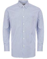 Comme des Garçons - Pinstripe Shirt - Lyst