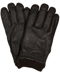 Barbour Gloves - Brown