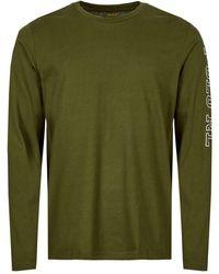 Ralph Lauren Long Sleeve T-shirt - Green