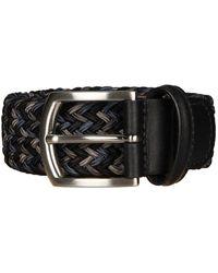 Andersons Woven Belt - Blue