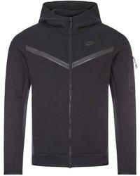 Nike Sportswear Tech Fleece Hoodie - Black