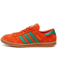 adidas Hamburg Sneakers for Men - Up to 46% off at Lyst.com