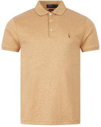 Ralph Lauren Polo Shirt - Brown