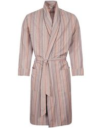 Paul Smith Dressing Gown - Multicolour