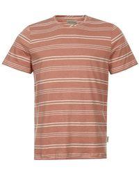 Oliver Spencer T-shirt Conduit - Pink