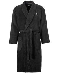 Paul Smith Dressing Gown – Black