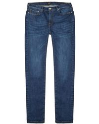 Paul Smith Slim Fit Jeans - Blue