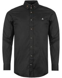 Vivienne Westwood Shirt Button Down - Black