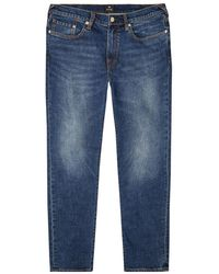 Paul Smith Tapered Jeans – Blue