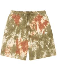Nike Sweat Shorts - Green