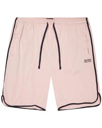 BOSS by HUGO BOSS Shorts Mix And Match - Pink
