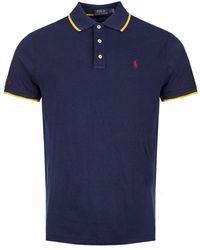 Ralph Lauren Polo Shirt - Blue