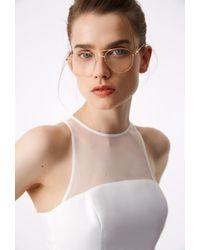 AQ/AQ - Acacia Sleeveless Midi Dress - Lyst