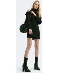 AQ/AQ - Azha Cold Shoulder Mini Dress - Lyst