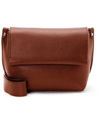 Aquatalia Noho - Leather - Made - Brown