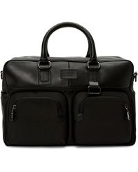 Aquatalia Bryant Black/black - Leather - Made