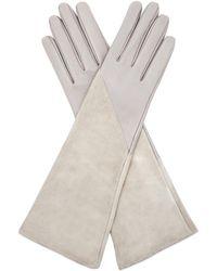 Aquatalia Long Glove - Grey