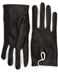 Aquatalia Driving Glove - Black