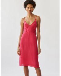 Araks Cadel Slip Geranium - Pink