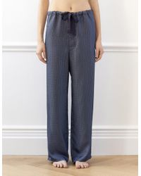 Araks Ally Pajama Pant Sea Dot - Blue