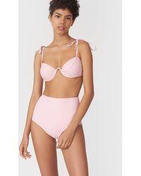 Araks Myriam Underwired Bikini Top - Pink