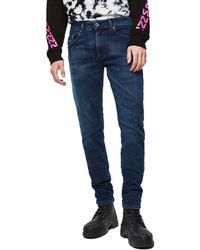 DIESEL Thommer X 95t Stretch Slim Jeans - Blue