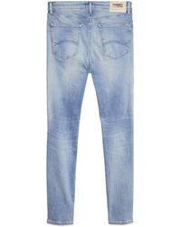 Tommy Hilfiger Tommy Jeans Simon Skinny Jeans - Blue