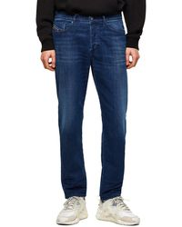 DIESEL D-fining 69sf Tapered Jeans - Blue