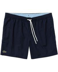 Lacoste Mh7092 Swim Short - Blue